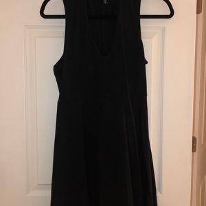 Choker Neck Dress